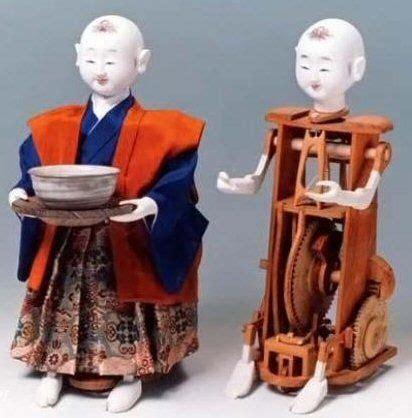 karakuri ningyo japanese automata emerge art dolls