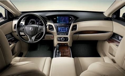 2019 Acura RDX New Specs of Interior Design   Idiot Cars