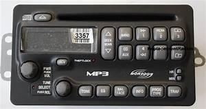 Grand Am Sunfire 2004  Cd Radio Monsoon Mp3 Us8 22711910 New