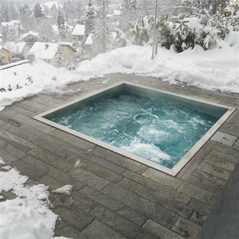 Whirlpool Für Terrasse by Exklusive Whirlpools Aus Edelstahl F 252 R Terrasse Und