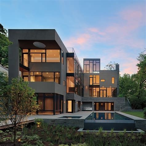 Stunning California Modern Home by 4 Distinguishing Features Of A Modern Contemporary Home
