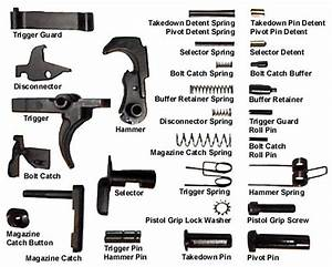 Ar15 Parts  And Yes We Carry These Parts In Our Store