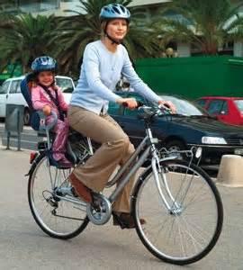 siège vélo bébé velo avec siege enfant le vélo en image