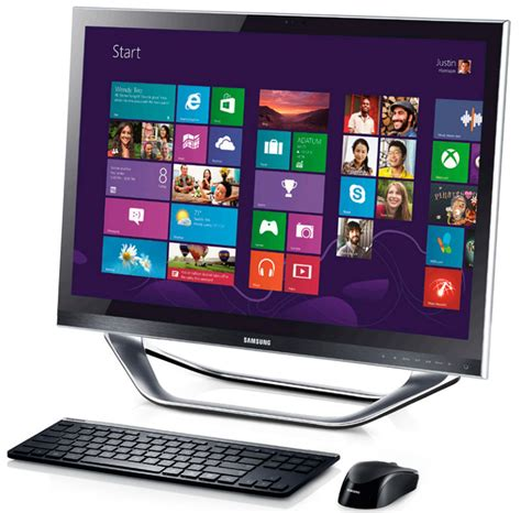 desktop computers best deals 770 samsung series 7 touchscreen 27 inch all in one
