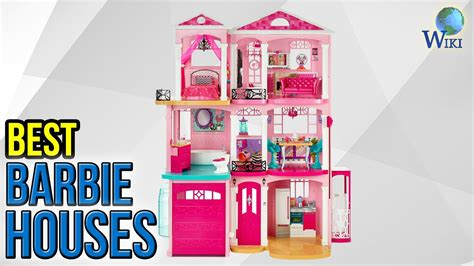 7 Best Barbie Houses 2017  Youtube