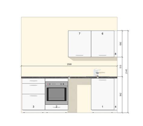 plan de cuisine en ligne 5m cuisine sur