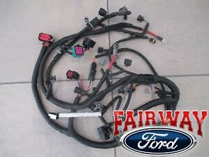2005 Ford 5 4 Engine Wire Harnes Diagram by Ford Engine Wiring Harness Ebay