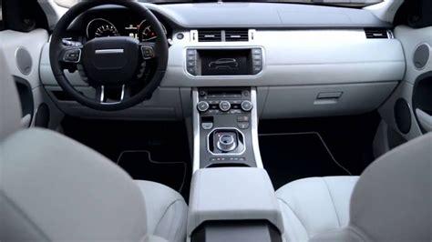 range rover evoque int 233 rieur - Range Rover Evoque Interieur