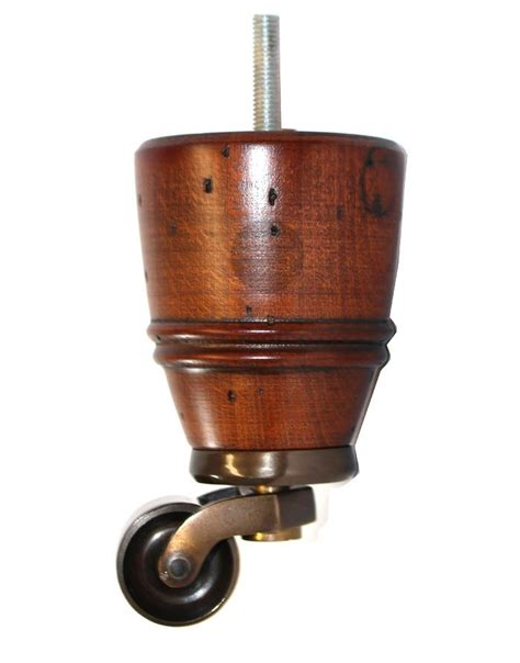 cup casters for table legs april wooden furniture legs with casters ideal for