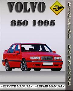 1995 Volvo 850 Factory Service Repair Manual