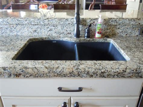 black granite kitchen sink modern kitchen black granite composite sink reviews new