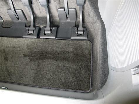 2012 Toyota Sienna Floor Mats