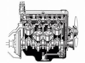 Vw Käfer Motor Explosionszeichnung : foto 4 zylinder motor des bmw 1500 1962 vergr ert ~ Jslefanu.com Haus und Dekorationen