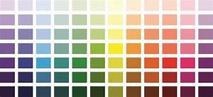 Couleurs chaudes en peinture kirafes for Nuancier de couleurs peinture 1 quotle nuancier de 84 teintesquot quelle couleur fait il