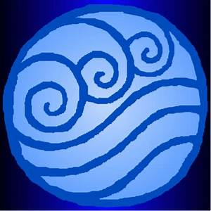 Water Tribe Symbol Background by Shibalove on DeviantArt