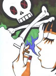 No Smoking Drawing
