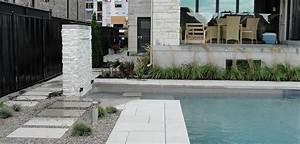 salle deau exterieure moderne montreal outdoor living With amenagement petit jardin avec terrasse et piscine 17 des idees de design pour un balcon de ville montreal