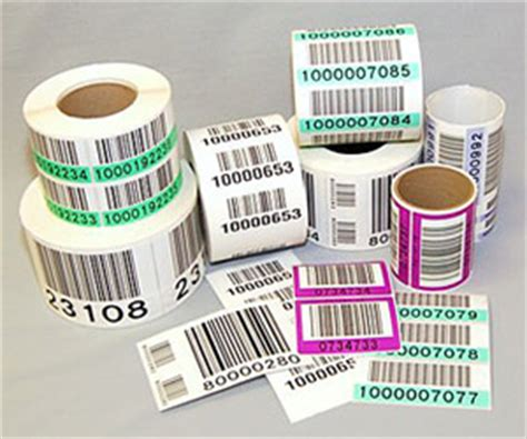 sequentially numbered barcode pallet id labels case id labels  lpns   warehouse