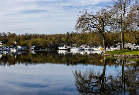 your marina on big rideau lake between kingston and ottawa