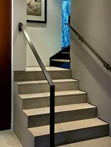 Main Courante Escalier Intérieur : rampe d 39 escalier 59 suggestions de style moderne ~ Preciouscoupons.com Idées de Décoration