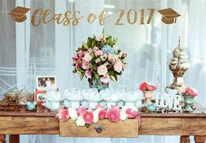 class of 2017 banner graduation party decorations high
