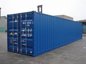 40 Fuß Container In Meter : 40 fuss see lagercontainer neuwertig ~ Whattoseeinmadrid.com Haus und Dekorationen