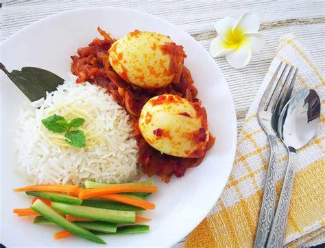 sambal telor  nasi uduk recipe indonesian style eggs