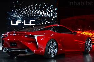 Lc Autos : new lexus lf lc and 2013 lx570 debut in detroit clublexus ~ Gottalentnigeria.com Avis de Voitures