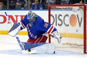 New York Rangers' Henrik Lundqvist Reveals New Goalie Mask ...