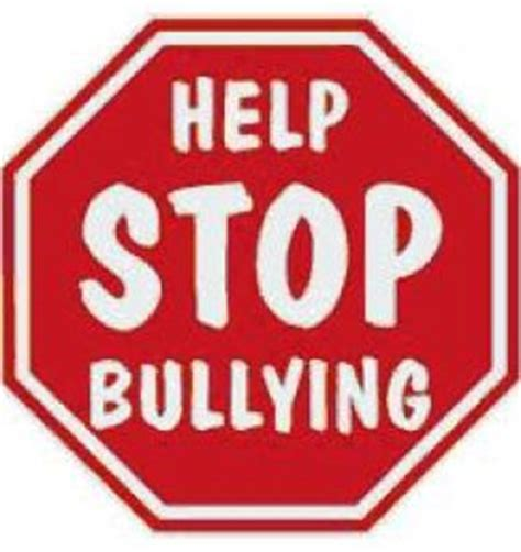 Anti Bullying  Clipart Best
