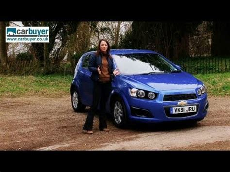 chevrolet aveo hatchback review carbuyer youtube
