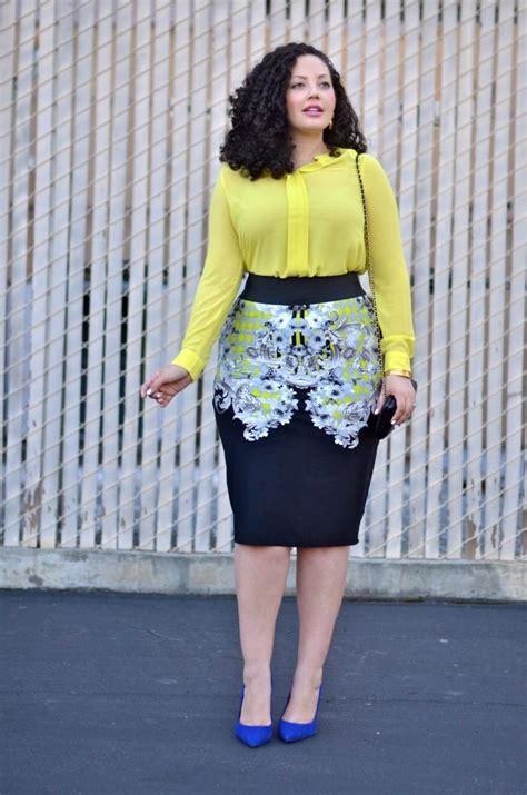 Curvy fashion idee look (super fashion) per le curvy