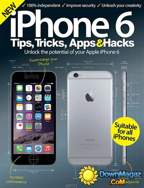 iphone 6 hacks iphone 6 tips tricks apps hacks vol 13 revised edition