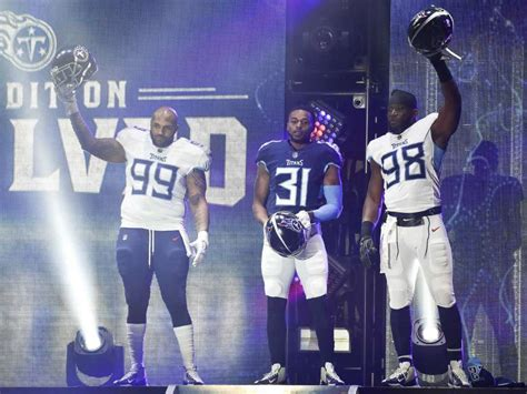 The New Tennessee Titans Uniforms Are A Mess