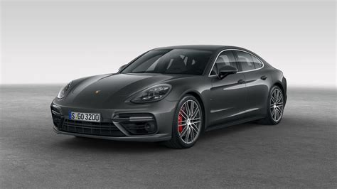Porsche Car :  Performance Model To Get Turbo Badge