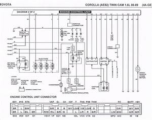 1994 Camry 5sfe Wiring Diagram