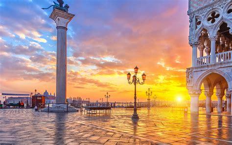 Beautiful Venice City In Italy Hd Wallpaper Hd Wallpapers