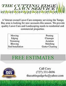 Spring lawn care flyer and direct marketing ideas lawn care business marketing tips for Lawn care business flyers