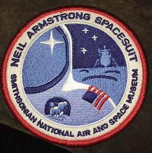 Smithsonian 'Reboot the Suit' Armstrong patch ...