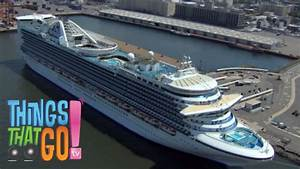 Cruise Ship  Boat Videos For Kids