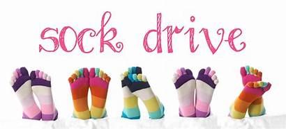 Sock Drive Socks Homeless Donations Graphic Clothing