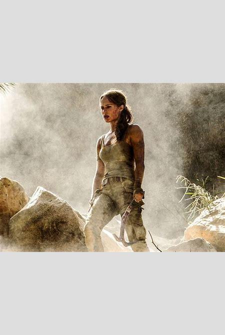 Take a first look at Alicia Vikander as Lara Croft