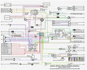 Wiring Diagram Renault Clio 2 Electric Window S1 Large