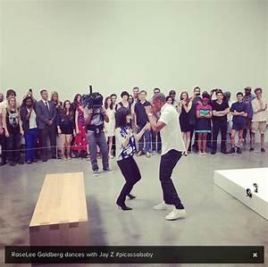 Jay-Z Raps at Marina Abramović, or the Day Performance Art ...