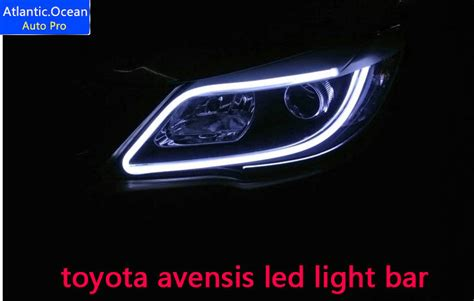 buy wholesale toyota avensis headlight from china