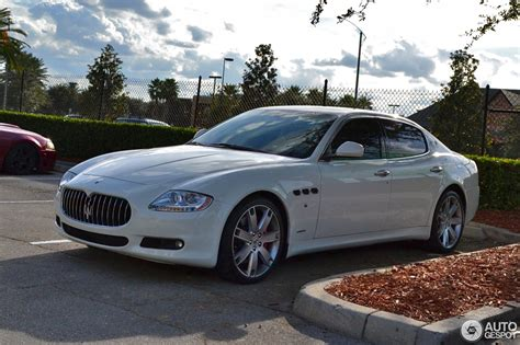 2008 Maserati Quattroporte For Sale by Maserati Quattroporte 2008 16 November 2013 Autogespot