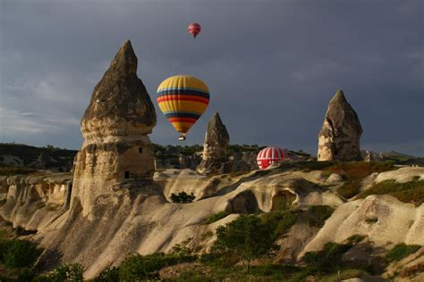 Unforgettable 3 Day Tour Through Cappadocia From Alanya