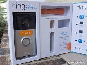 Ring Review Part 1  Setting Up A  199 Connected Doorbell