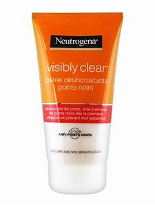 Neutrogena Visibly Clear Waschgel : neutrogena visibly clear black spots scrub cleansing cream 150ml ~ Avissmed.com Haus und Dekorationen