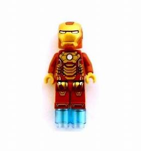 Lego Minifig - Iron Man Mark 42 Armor - mini-figurki.pl ...